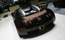 Bugatti Veyron Fbg : le diable s'habille chez Hermès