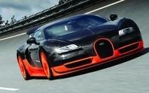 Bugatti Veyron Super Sport : En attendant l'hyperespace