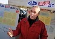 Un ouvrier de l'automobile candidat à la Présidentielle