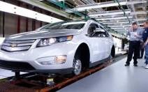 La première Chevrolet Volt quitte l'usine de Detroit-Hamtrack