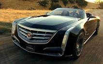Cadillac Ciel Concept : sexy Californie