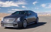 Cadillac CTS-V Coupé : Monsieur Muscle