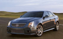 Cadillac CTS-V : l'âme d'une Corvette