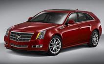 Cadillac CTS Sport Wagon : le break de l'Oncle Sam