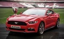 Ford Mustang : les réservations ouvertes durant la finale de la Ligue des Champions