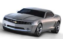 Chevrolet Camaro Concept : le réveil de Chevy à Detroit