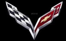 Le logo de la prochaine Corvette dévoilé