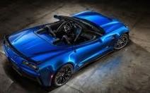 Chevrolet Corvette Z06 Cabriolet : La Corvette Z06 ''top down'' pour la première fois