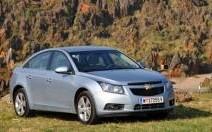 Essai Chevrolet Cruze : le confort à prix d'ami