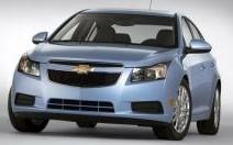 Chevrolet Cruze : une version Eco à New York