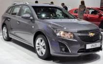 Chevrolet Cruze Station Wagon : La famille s'agrandit