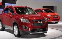 Chevrolet Trax : Fort de Mokka !