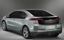 Chevrolet Volt : une américaine branchée