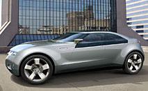 Chevrolet Volt Concept : une nouvelle impulsion électrique ?