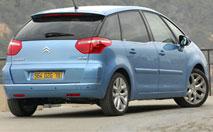 Citroën C4 Picasso 5 places : art déco