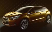 Citroën High Rider Concept : la DS4 tombe le masque
