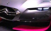 Survolt : une Citroën super branchée