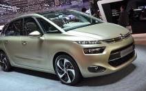 Citroën Technospace : Voici le futur C4 Picasso