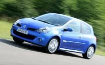 Clio III Renault Sport : excès d'ivresse