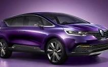 Première image du concept Renault Initiale Paris