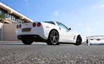 Corvette C6 : l'exception américaine