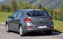 Essai Chevrolet Cruze 5p 2.0 163 VCDi LTZ+ : Starlette en hayon