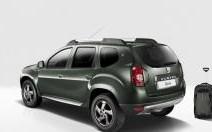 Une série limitée Delsey pour le Dacia Duster