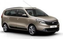 Dacia Lodgy : le monospace compact à prix mini