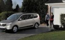 Le Dacia Lodgy reçoit un Trophée de l'Argus