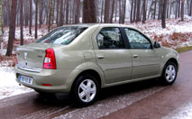 Essai Dacia Logan 1.4 GPL : ça gaze pour elle !