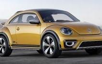 Volkswagen Coccinelle ''Dune'' : de nouveaux clichés dévoilés
