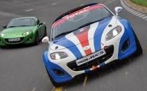 Mazda Open Race : L'esprit de compétition