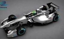 Renault s'engage en Formule E