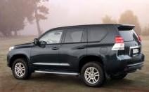 Toyota rappelle des Land Cruiser en Europe