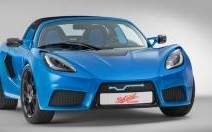 Detroit Electric SP01 : comme un air de Lotus