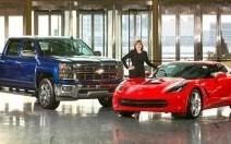 La Chevrolet Corvette, voiture de l'année en Amérique du nord