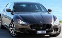 Maserati Quattroporte Zegna Limited Edition : Pour le style