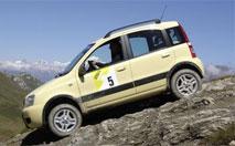 Essai 4x4/Fiat Panda 4x4 Multijet : bluffante !