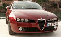 Essai Alfa romeo 159 1.9 JTDm 16V Selective - Essai / Alfa Romeo 159 1 ...