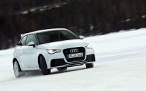 Essai Audi A1 quattro 256 ch : Mission impossible, Holiday on ice !
