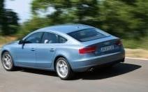 Essai Audi A5 Sportback 2.7 TDI Multitronic : l'invitation aux bagages