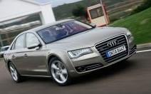 Essai Audi A8 3.0 TDI quattro 250 ch : Standing Ovation