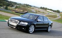 Essai complet Audi S8 : le Grand 8
