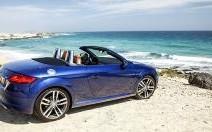 Essai Audi TT Roadster : pour le meilleur !