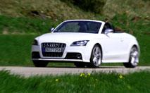 Essai Audi TTS et TT TDI : pour tous les goûts