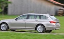 Essai BMW 520d Touring : charme utile