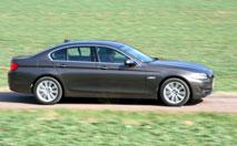 Essai BMW 530d : routière en classe affaire