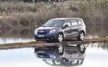 Essai Chevrolet Orlando 2.0 VCDi 163 BVA : Beaucoup pour si peu