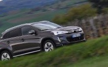 Essai Citroën C4 Aircross 1.8 HDi 150 ch 4x4 Exclusive : Chevrons de plein air