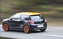 Essai Citroën DS3 Racing : graine de championne